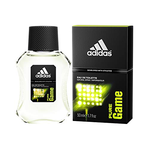 Adidas Pure Game Eau de Toilette para Hombre - 100 ml.