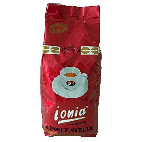Ionia Espresso-Kaffee-Bohnen 5 Sterne (1kg Beutel)