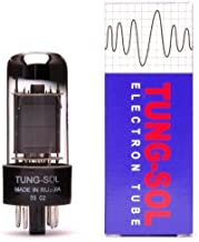 Tungsol Reissue 6V6GT Power Vacuum Tube; Matched Pair