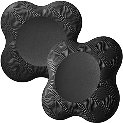 USEN Yoga Kneeling Pad Thickened Flat Support Pad Knee Pad Portable Elbow Pad Yoga Mat Sports and Fitness