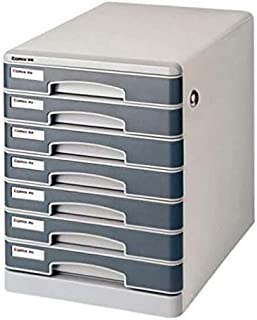 COMIX - 7 File Cabinet with Iron key