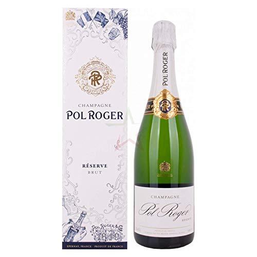 Pol Roger Champagne Réserve Brut 12,50% 0,75 Liter