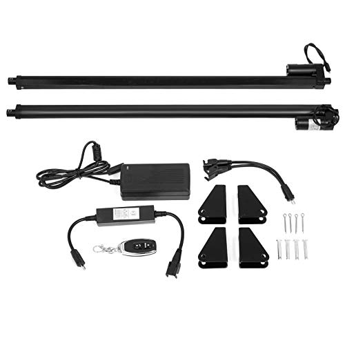 Happybuy 2PCS 30 Inches Electric Actuators Kit 12V DC with Mounting Bracket Heavy Duty 900N 10mm/s Actuators for Recliner TV Table Lift Massage Bed Electric Sofa