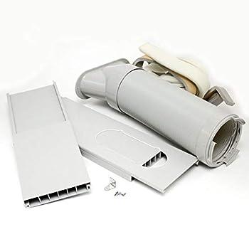 Lg COV30314804 Room Air Conditioner Exhaust Hose Genuine Original Equipment Manufacturer  OEM  Part