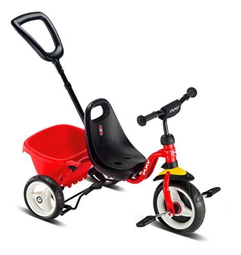 Puky Cat 1 S Kinder Dreirad rot