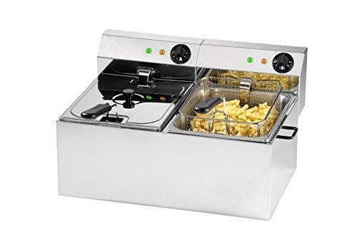 Saro 172-2060 Fritteuse Modell Profri 66, 12 L, 6500 W