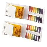 160 Strips Full Range 1-14 pH Test Paper Strips Litmus Testing Kit