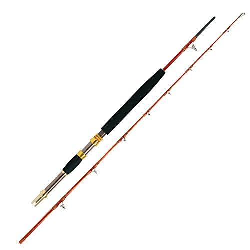WFT 68° North Comfort Butt LTC Bootsrute Pilkrute (2,10-2,40m; 20lbs; 30lbs; 50lbs o. 80lbs), Länge:2.10m;Schnurklasse:50lbs
