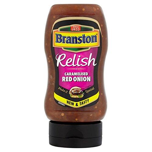 Branston Caramellato Condimento 335g Cipolla Rossa