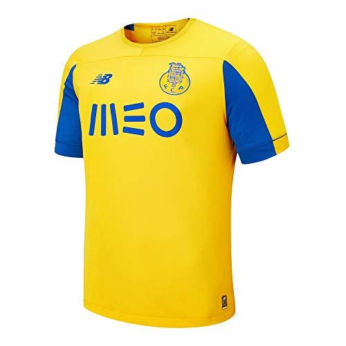 New Balance Herren FC Porto Auswärtstrikot S/S M Auswärts