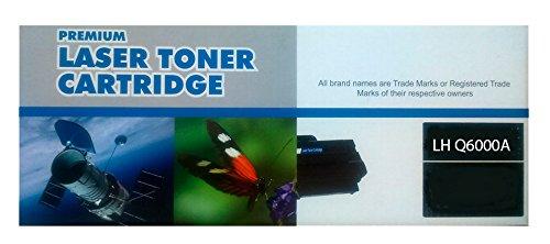 Toner Compatible HP Q6000A HP 124A Negro HP Color Laserjet 1600,1600n,2600,2600n,2600dn2605dn,2605dtn,CM1015mfp,CM1017mfp