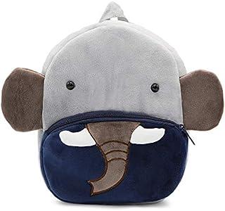 Little Kid Toddler Backpack Baby Boys Girls Kindergarten Pre School Bags Cartoon Backpacks for Children Elephant