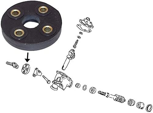 New Steering Raleigh Mall Column Coupling compatible VW Beetle Max 72% OFF with 1600 1500
