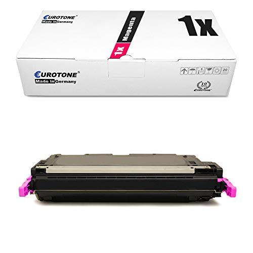 1x Müller Printware kompatibler Toner für HP Color Laserjet 4700 PH DN N DTN Plus ersetzt Q5953A 643A