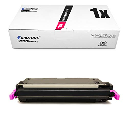 1x Eurotone Remanufactured Toner für HP Color Laserjet 4700 PH DN N DTN Plus ersetzt Q5953A 643A