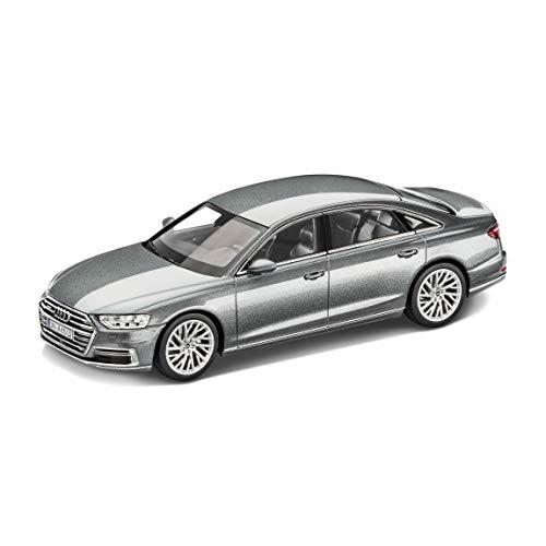 Audi A8 L 1:43 Monsungrau