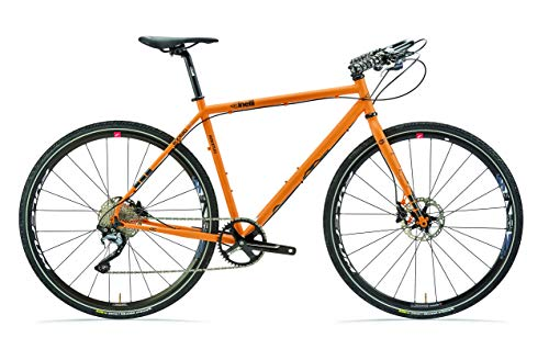 Cinelli Hobootleg Complete Touring Bike to Cinelli Hobootleg Complete Bike