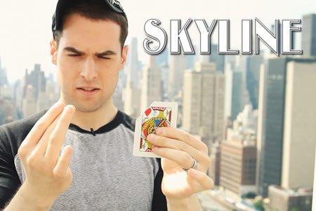 Skyline (Gimmick & DVD) by Danny Weiser - Trick