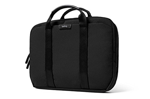 Bellroy Laptop Letter 15 Inch Fabric Laptop Bag 15 Inch Laptop Notebook Cable Daily Things Black