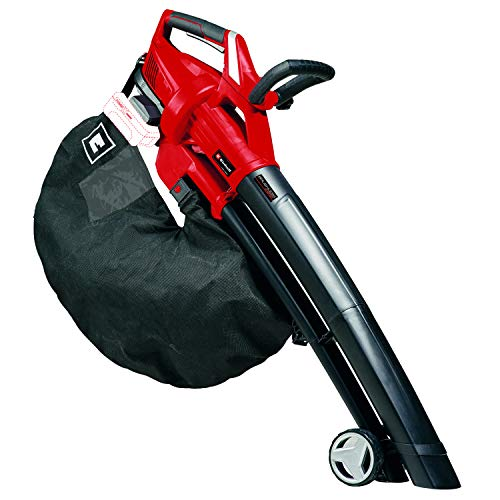 blower vacs Einhell GE-CL 36 Li E One-Touch Vac to Blower Operation, Tool Only (Batteries and Charger Not Included)