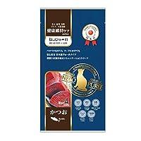 日本産 猫用おやつ ねこぴゅーれ 健康維持ケア PureValue5 かつお (4本入)