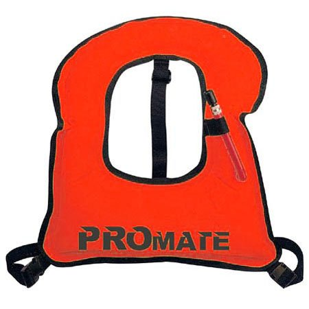 Promate Adult Snorkeling Vest Jacket Water Sports Scuba Diving