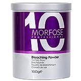 Morfose 10 Haar Blondierpulver blau 1000ml mit Arganöl Hair Bleaching Powder Friseurbedarf
