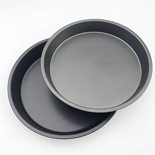 hyhjh 2-Piece Bakeware Set, Non-Stick Bakeware Set, Advanced Bakeware Set, Professional Carbon Steel Bakeware