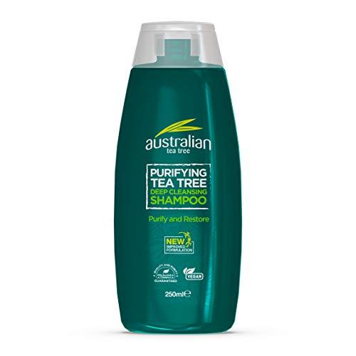 Australian Tea Tree Tiefenreinigungs-Shampoo, 250 ml
