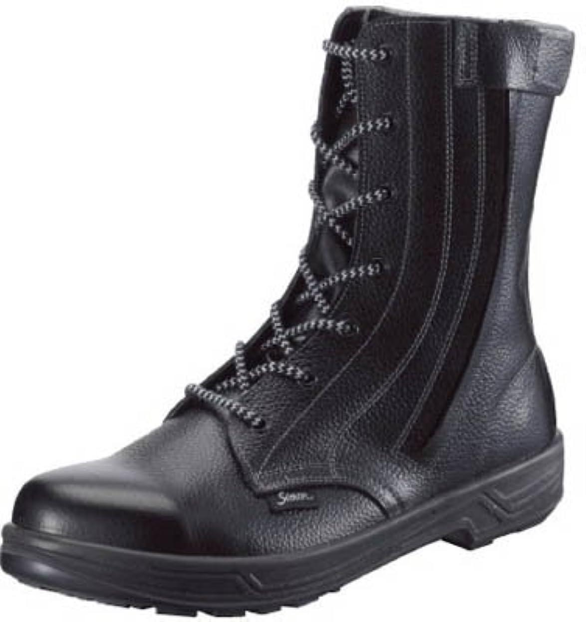 ツーリスト保険誰のシモン 安全靴 長編上靴 SS33C付 27.5cm SS33C-27.5