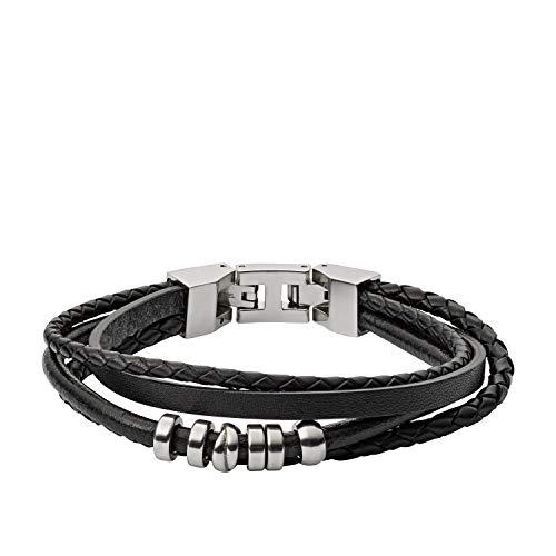 Fossil JF03183040 Armbänder , Schwarz