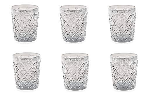 Villa d'Este Home Tivoli 5902644 Marrakech - Juego de 6 vasos de...