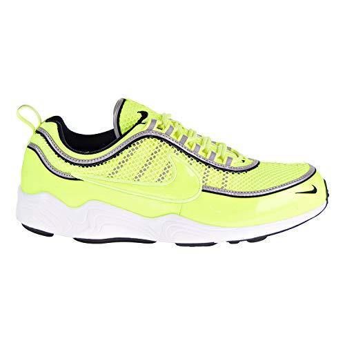 Nike Air Zoom Spiridon 16 Hombres Running 926955 Sneakers Turnschuhe (UK 8 US 9 EU 42.5, Volt Tint White Black 700)