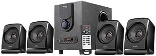 Intex IT-2622 TUF BT Economical Range 4.1 Channel Multimedia Speakers (Black)