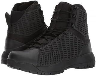 Under Armour(アンダーアーマー) メンズ 男性用 シューズ 靴 ブーツ 安全靴 ワーカーブーツ UA Stryker - Black/Black/Black [並行輸入品]