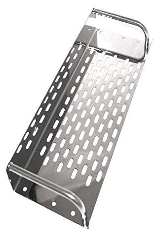Gummiprodukt MB376 - Küchenregal aus Edelstahl in vielen verschiedenen Größen 2 Designs (Model A, 60 cm)