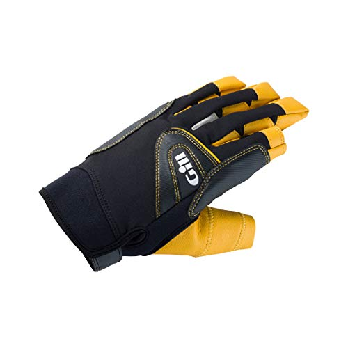 2017 Gill Pro Long Finger Sailing Gloves 7452 Size - - Medium