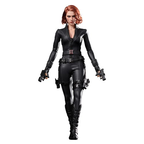 Movie Masterpiece - Avengers - 1/6 scale Black Widow