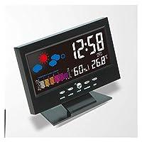 卓上時計テーブル時計目覚まし時計日付スヌーズ機能バックライトプロジェクターデスクデジタル時計USB充電器時間投影
