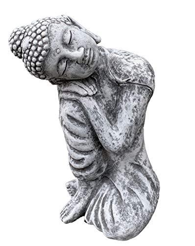 Stone and Style träumender Shiva Steinfigur frostfest 12,9 kg