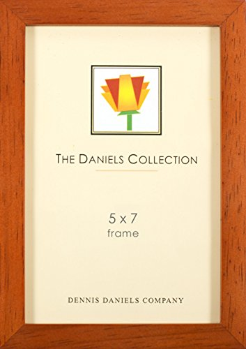 Dennis Daniels Gallery Woods Picture Frame, 5 x 7 Inches, Cherry Finish
