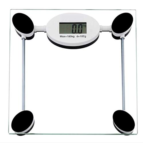 Great Features Of Qaz Glass Electronic Scales Electronic Health Human Scales Household Scales Heavy ...