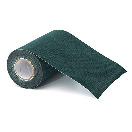 szlsl88 Grass Tape Seaming ll Fixing Selbstklebende Vlies Reparatur Anti Slip Joining Dekorative wasserdichte Rasen DIY Kunstrasen(10m)