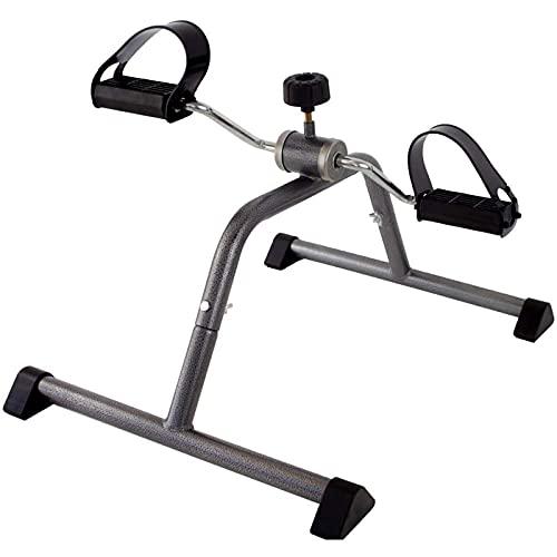 WYLX Mini Bicicleta Estática Ciclo Interior del ejercitador de la rehabilitaciónPedales Estaticos Minibicicleta Ejercitador de Pedal ensamblado Multifuncional para Ejercicio en casa