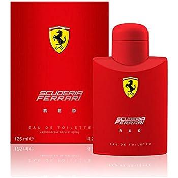 フェラーリ フェラーリレッドEDT 125ml [並行輸入品]