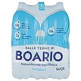 Ferrarelle - Acqua Boario Nat 150X6 - 900 Cl