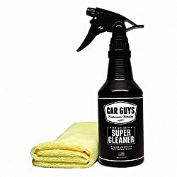 Car Guys Super Cleaner-18 Ounces Review