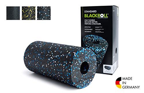 BLACKROLL Standard Faszienrolle. Original Massagerolle für das Faszien-training. Trainingsrolle in...