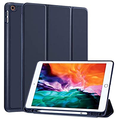 Amazon - Save 55%: SIWENGDE Compatible for iPad 8th Gen(2020)/7th Generation(2019) Case wi…