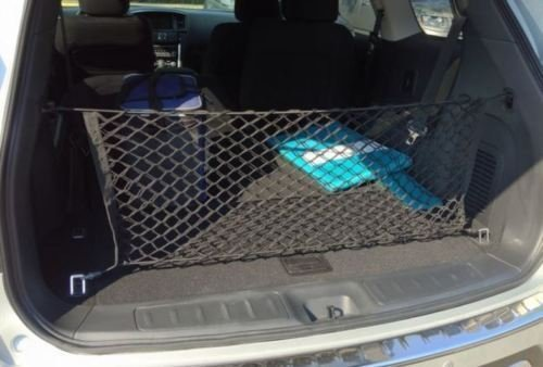 TrunkNets Inc Envelope Trunk Cargo Net For NISSAN PATHFINDER 2013-2020 NEW